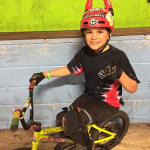 RIDER OF THE MONTH MAY, 2015